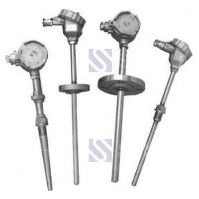 W-Re Thermocouple
