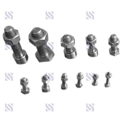 Tantalum bolts & nuts